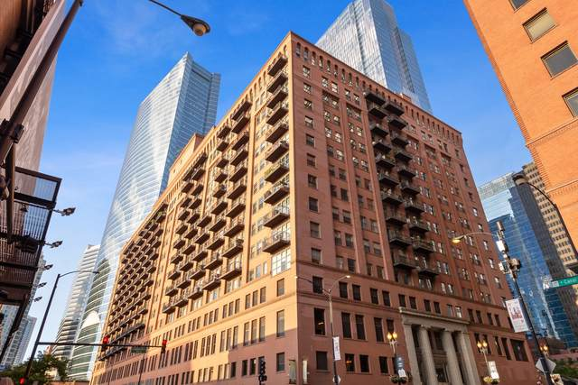 165 N Canal Street #1407, Chicago, IL 60606 (MLS #10996533) :: The Spaniak Team
