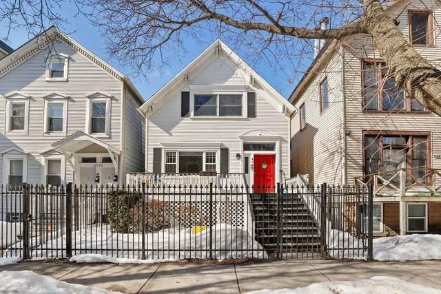 2722 N Wilton Avenue, Chicago, IL 60614 (MLS #10996534) :: The Perotti Group