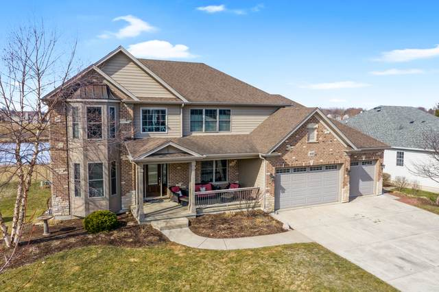 806 Mark Lane, Hampshire, IL 60140 (MLS #10996615) :: Helen Oliveri Real Estate