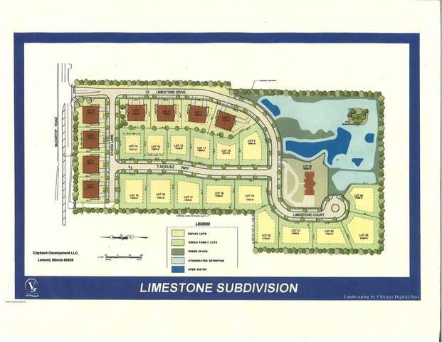 1058 Limestone Drive, Lemont, IL 60439 (MLS #10996775) :: RE/MAX IMPACT