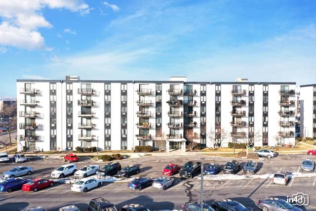 9128 W Terrace Drive 1N, Niles, IL 60714 (MLS #10996843) :: The Spaniak Team