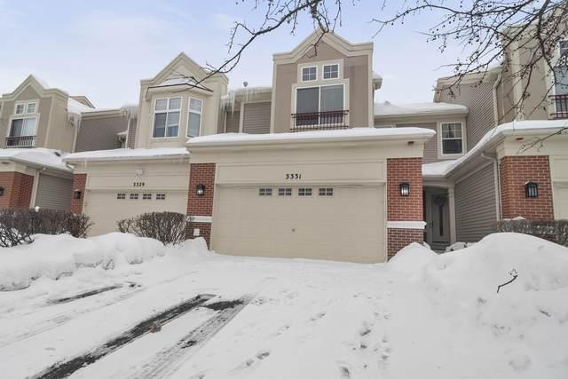 3331 Rosecroft Lane, Naperville, IL 60564 (MLS #10996999) :: Jacqui Miller Homes
