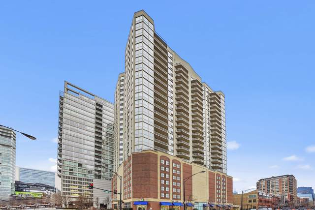 645 N Kingsbury Street #803, Chicago, IL 60654 (MLS #10997040) :: The Perotti Group