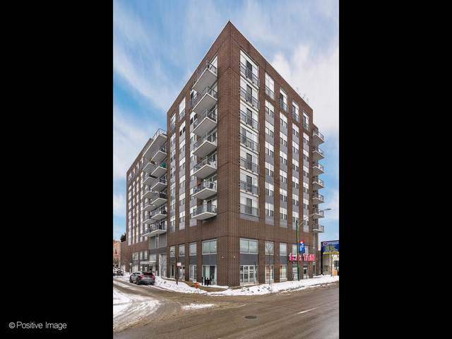 1546 N Orleans Street #605, Chicago, IL 60610 (MLS #10997137) :: The Perotti Group