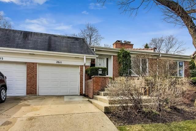2611 E Garden Walk Drive, Arlington Heights, IL 60004 (MLS #10997314) :: Littlefield Group
