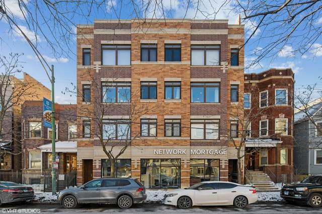 3516 N Ashland Avenue 4S, Chicago, IL 60657 (MLS #10997619) :: The Perotti Group