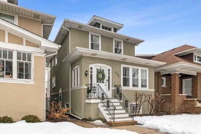 1172 Clarence Avenue, Oak Park, IL 60304 (MLS #10997790) :: Jacqui Miller Homes