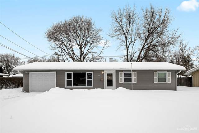 37 Circle Drive E, Montgomery, IL 60538 (MLS #10997811) :: The Dena Furlow Team - Keller Williams Realty