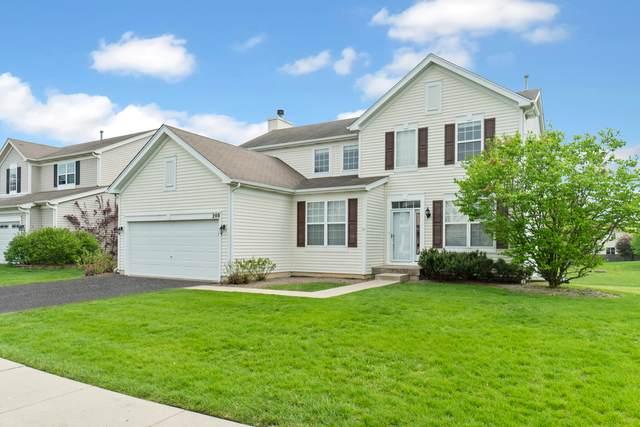 200 Woodland Park Circle, Gilberts, IL 60136 (MLS #10997892) :: Suburban Life Realty