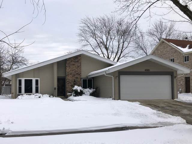 5860 Easton Court, Hanover Park, IL 60133 (MLS #10998101) :: The Dena Furlow Team - Keller Williams Realty