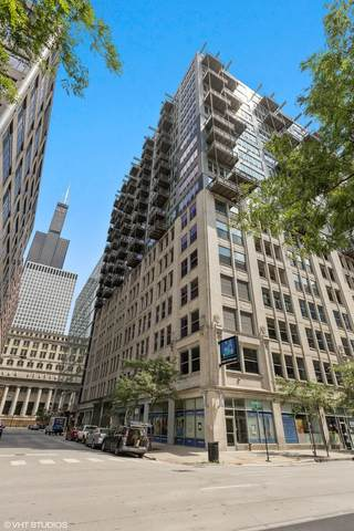 565 W Quincy Street #511, Chicago, IL 60661 (MLS #10998196) :: The Perotti Group