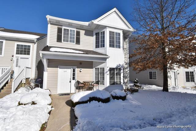 622 Hidden Creek Lane #622, North Aurora, IL 60542 (MLS #10998224) :: The Dena Furlow Team - Keller Williams Realty