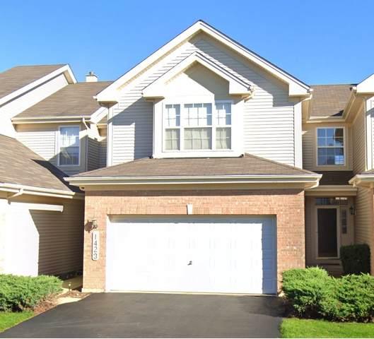 1423 Quincy Bridge Court #1423, Bartlett, IL 60103 (MLS #10998234) :: Helen Oliveri Real Estate