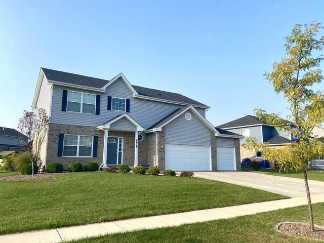 2825 Foxwood Drive, New Lenox, IL 60451 (MLS #10998238) :: The Perotti Group