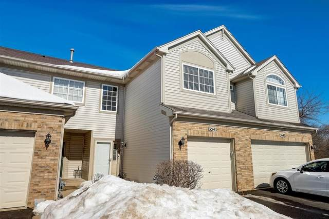 3541 Blue Ridge Court #3541, Carpentersville, IL 60110 (MLS #10998334) :: The Dena Furlow Team - Keller Williams Realty