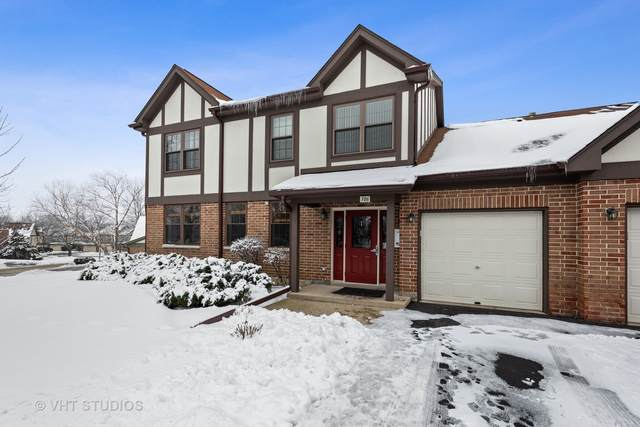 306 Carriage Way 2-D, Bloomingdale, IL 60108 (MLS #10998341) :: The Spaniak Team
