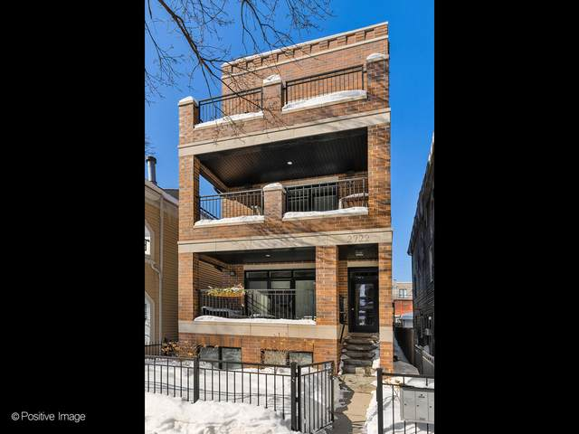 2722 N Wayne Avenue #3, Chicago, IL 60614 (MLS #10998415) :: Touchstone Group