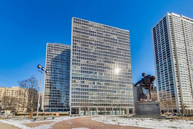 330 W Diversey Parkway #502, Chicago, IL 60657 (MLS #10998602) :: Littlefield Group