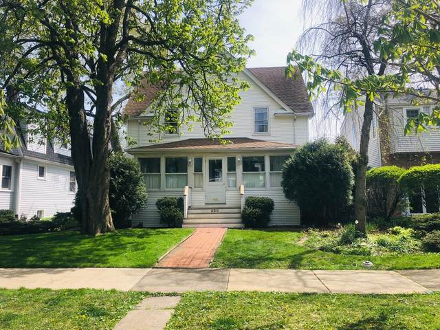 538 Melrose Avenue, Kenilworth, IL 60043 (MLS #10998627) :: The Dena Furlow Team - Keller Williams Realty