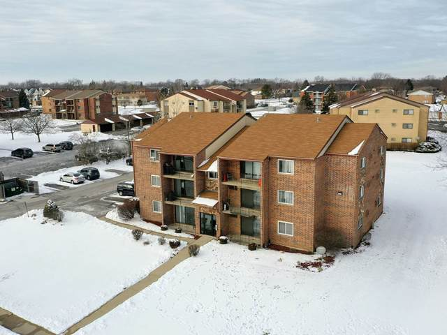 9840 W 153rd Street 2SW, Orland Park, IL 60462 (MLS #10998663) :: Ryan Dallas Real Estate