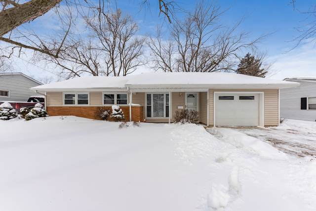 406 Dalhart Avenue, Romeoville, IL 60446 (MLS #10998708) :: The Dena Furlow Team - Keller Williams Realty