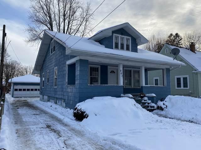 863 Shuler Street, Elgin, IL 60123 (MLS #10998717) :: Suburban Life Realty