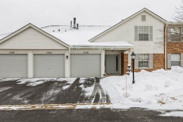 1342 Stratford Drive #1342, Gurnee, IL 60031 (MLS #10998746) :: The Dena Furlow Team - Keller Williams Realty