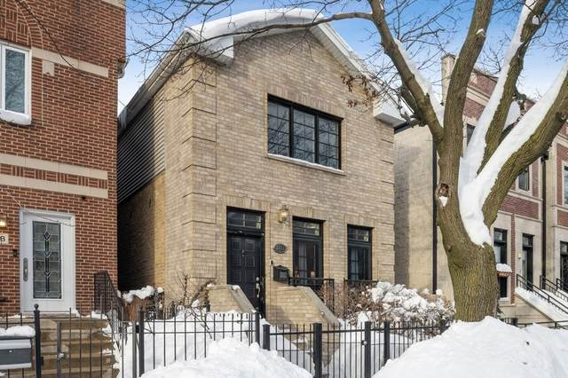 2136 W Churchill Street, Chicago, IL 60647 (MLS #10999034) :: Jacqui Miller Homes