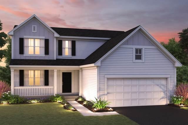 1027 Wilbe Lot #1688 Street, Plano, IL 60545 (MLS #10999147) :: The Dena Furlow Team - Keller Williams Realty