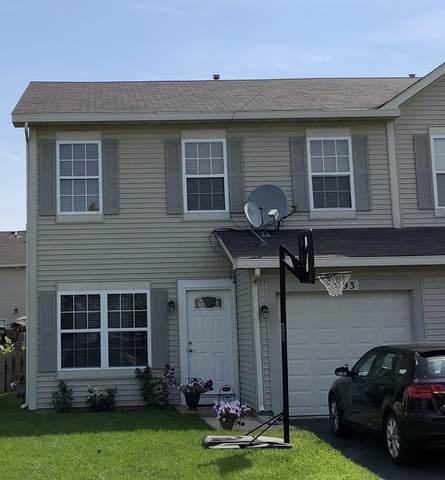 693 S Shannon Drive, Romeoville, IL 60446 (MLS #10999236) :: The Dena Furlow Team - Keller Williams Realty