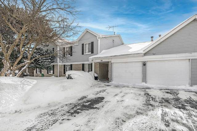 209 Memory Lane #4, Westmont, IL 60559 (MLS #10999298) :: The Dena Furlow Team - Keller Williams Realty
