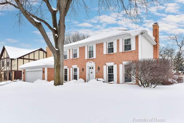 2S471 White Birch Lane, Wheaton, IL 60189 (MLS #10999399) :: Jacqui Miller Homes