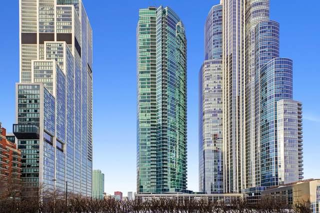 1201 S Prairie Avenue #1604, Chicago, IL 60605 (MLS #10999472) :: Helen Oliveri Real Estate
