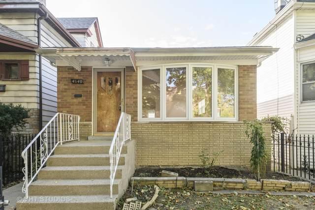 4640 N Hamlin Avenue, Chicago, IL 60625 (MLS #10999537) :: The Dena Furlow Team - Keller Williams Realty