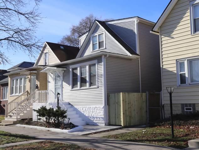 7818 S Avalon Avenue, Chicago, IL 60619 (MLS #10999600) :: Jacqui Miller Homes