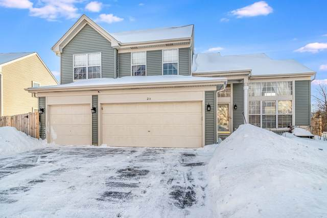 211 Wollmington Drive, Oswego, IL 60543 (MLS #10999683) :: The Dena Furlow Team - Keller Williams Realty