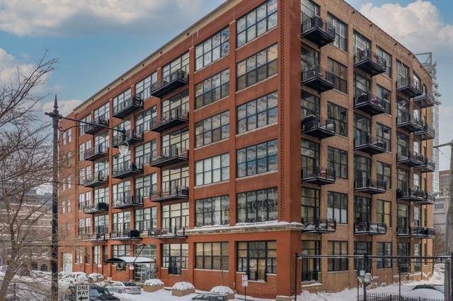 520 W Huron Street #113, Chicago, IL 60610 (MLS #10999727) :: Lewke Partners