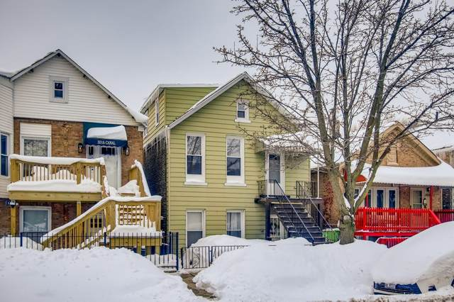3012 S Canal Street, Chicago, IL 60616 (MLS #10999749) :: The Dena Furlow Team - Keller Williams Realty