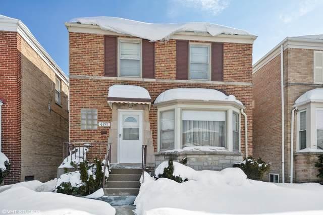 6241 N Ridgeway Avenue, Chicago, IL 60659 (MLS #11000063) :: RE/MAX Next