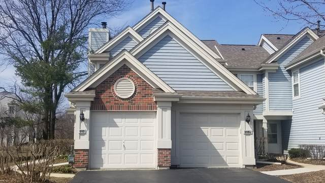 815 Spring Creek Court #815, Elk Grove Village, IL 60007 (MLS #11000124) :: The Spaniak Team