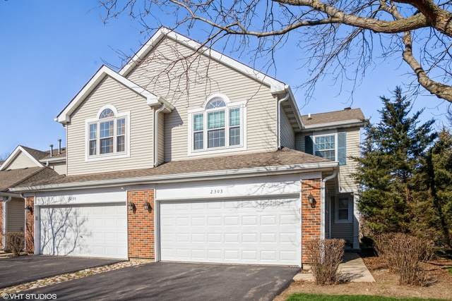 2303 Briar Court, Hoffman Estates, IL 60169 (MLS #11000233) :: RE/MAX IMPACT