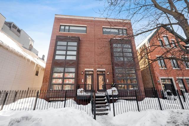 2233 W Lyndale Street B, Chicago, IL 60647 (MLS #11000339) :: The Spaniak Team