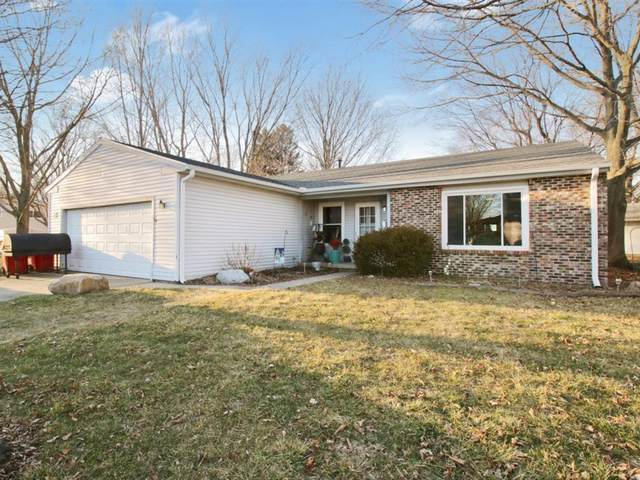 2110 Belmore Court, Champaign, IL 61821 (MLS #11000436) :: The Spaniak Team