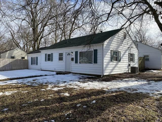 421 Fairview Drive, Champaign, IL 61820 (MLS #11000482) :: Ryan Dallas Real Estate