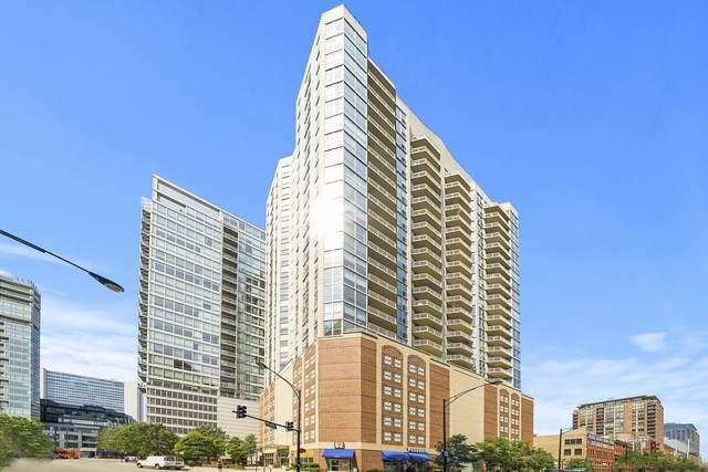 645 N Kingsbury Street #1104, Chicago, IL 60654 (MLS #11000604) :: The Perotti Group