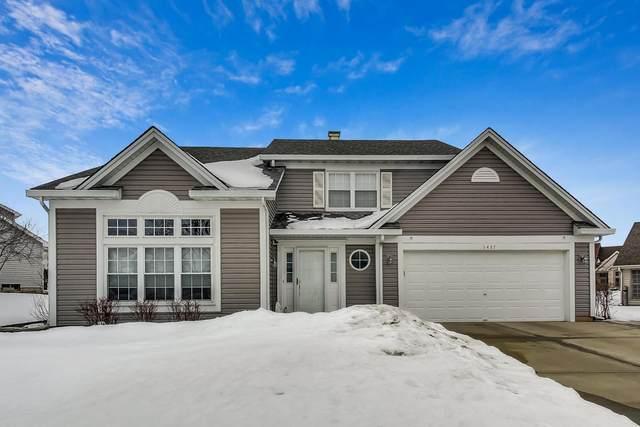 1437 Polo Drive, Bartlett, IL 60103 (MLS #11000737) :: Jacqui Miller Homes