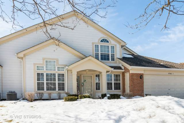 1730 Fairfax Circle #1, Bartlett, IL 60103 (MLS #11001036) :: Suburban Life Realty