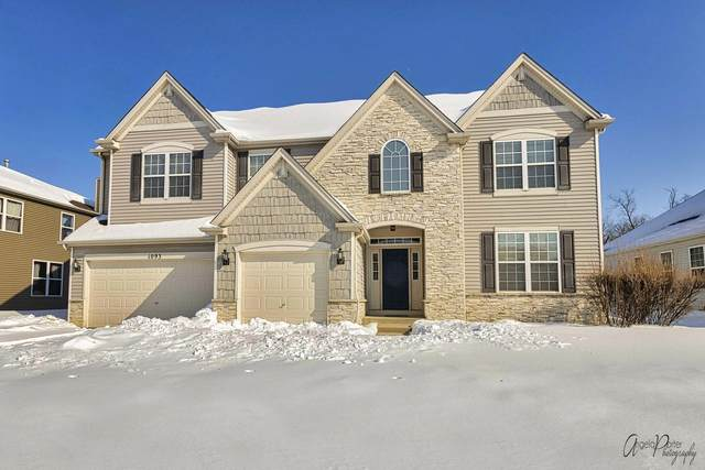 1093 Mackenzie Drive, Antioch, IL 60002 (MLS #11001121) :: Jacqui Miller Homes