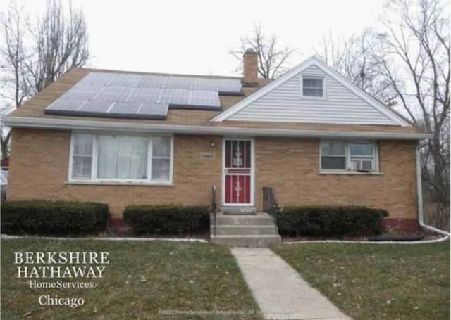 2110 20th Street, North Chicago, IL 60064 (MLS #11001144) :: The Dena Furlow Team - Keller Williams Realty