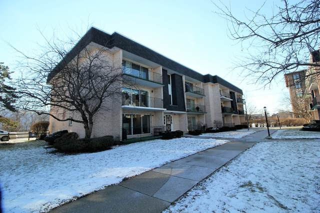 10400 Parkside Avenue 2A, Oak Lawn, IL 60453 (MLS #11001156) :: The Dena Furlow Team - Keller Williams Realty